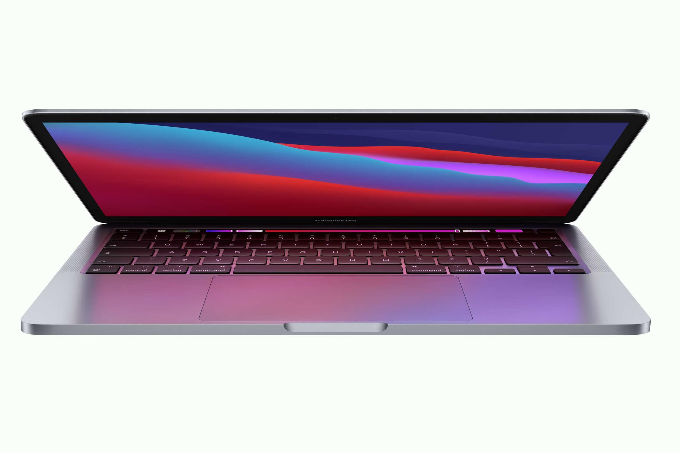 MacBook Pro 13-tuumainen M1