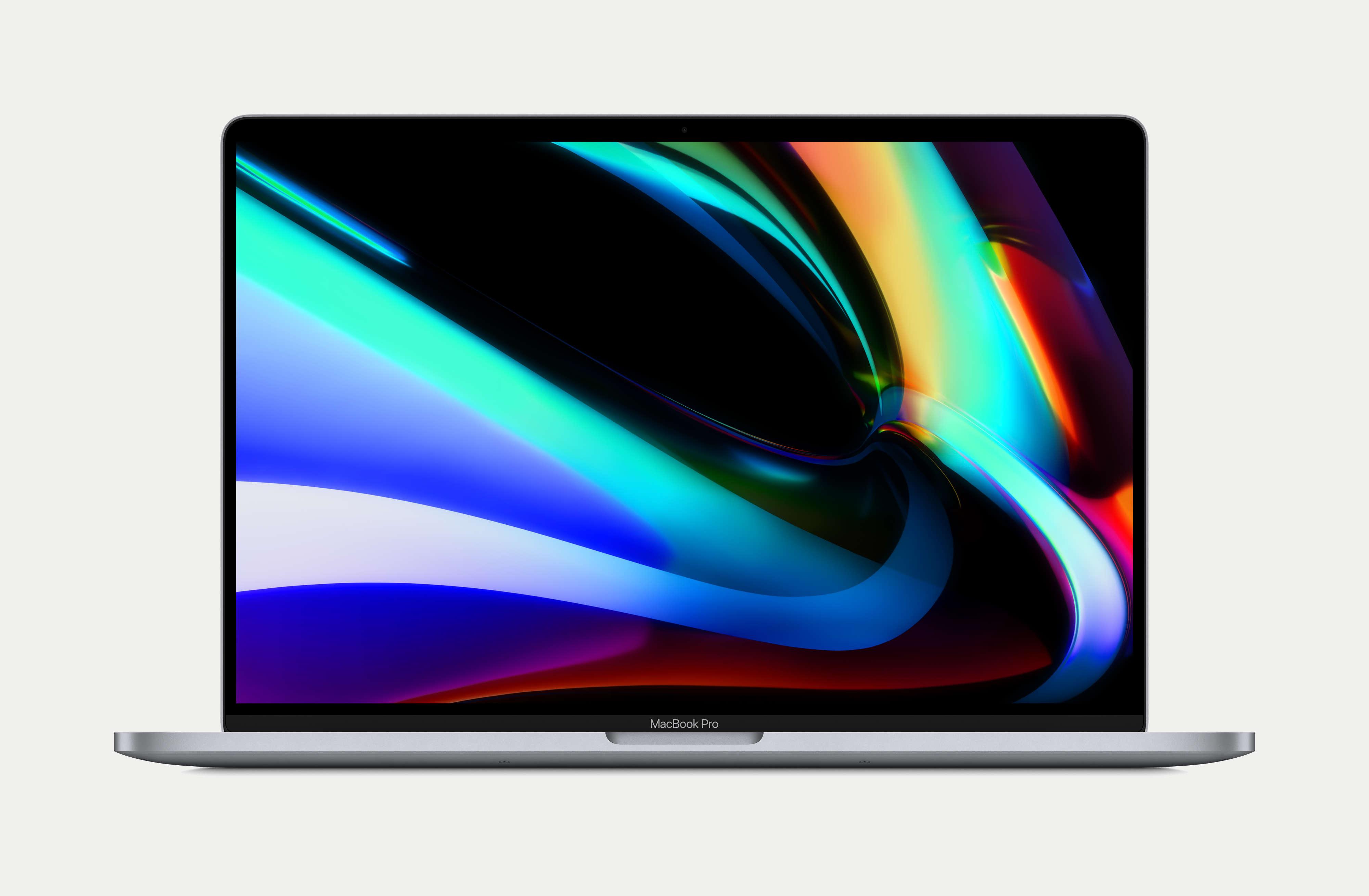 MacBook Pro 16-tuumainen