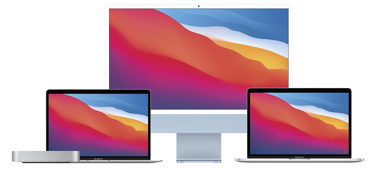 Mac Product Family
