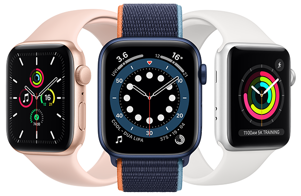 Apple Watch product family