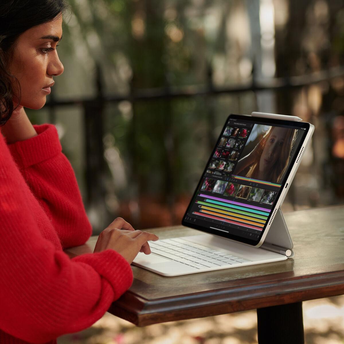"""Apple iPad Pro 11"""" Wiu00 Fi + Cellular; M1 chip, 128GB ..."""