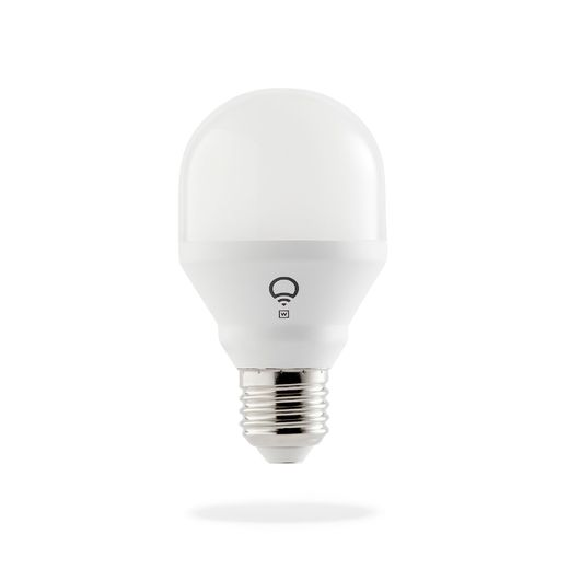 LIFX Mini White E27 (A19), 650 Lumens LED (8 W, 2700 K), 1 pack