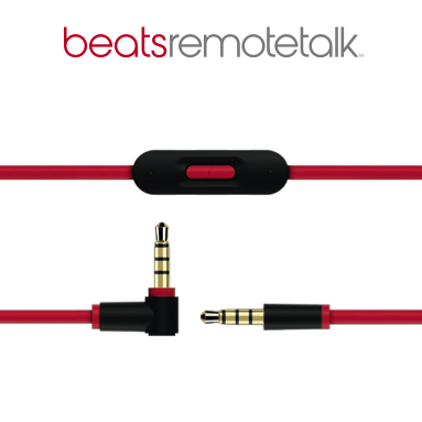 Beats Cable RemoteTalk 3,5mm-3,5mm with Mic