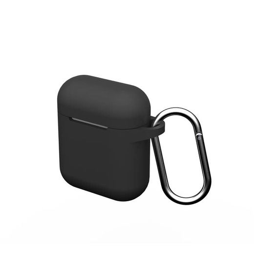 GEAR4 Apollo Apple Airpod 1 & 2 Case Black