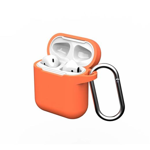 GEAR4 Apollo Apple Airpod 1 & 2 Case Coral