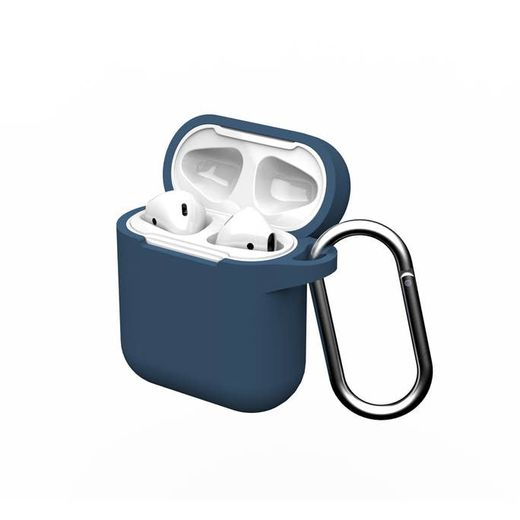 GEAR4 Apollo Apple Airpod 1 & 2 Case Blue