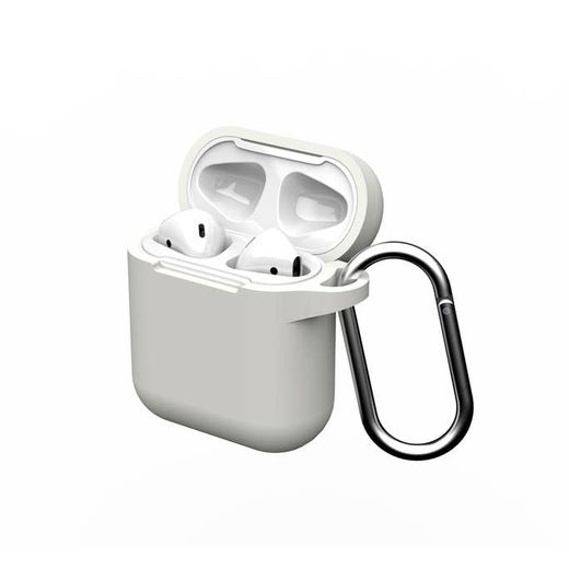 GEAR4 Apollo Apple Airpod 1 & 2 Case White