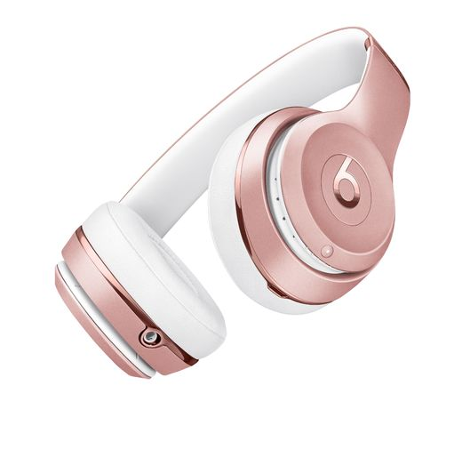 Beats Solo3 Wireless Headphones - Rose Gold (ruusukulta)