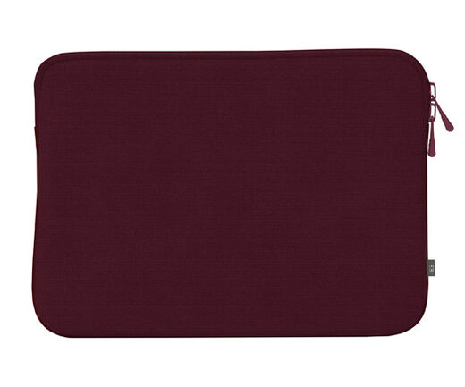 "MW SEASONS sleeve MB Pro & Air 13"" USB-C Perfect-fit sleeve with memory foam Wine"