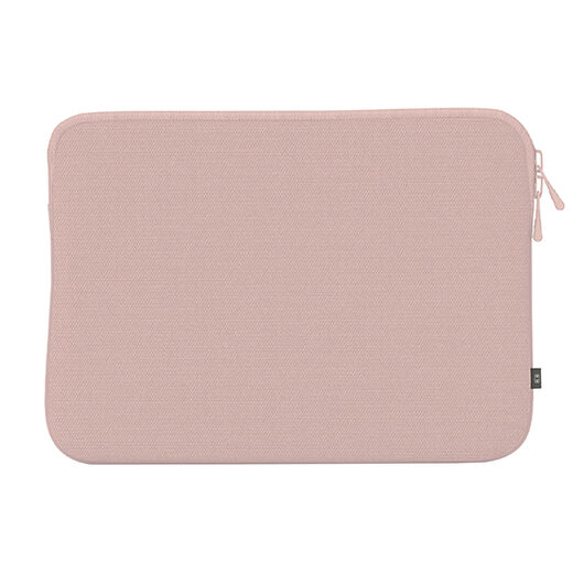 "MW SEASONS sleeve MB Pro & Air 13"" USB-C Perfect-fit sleeve with memory foam Pink"