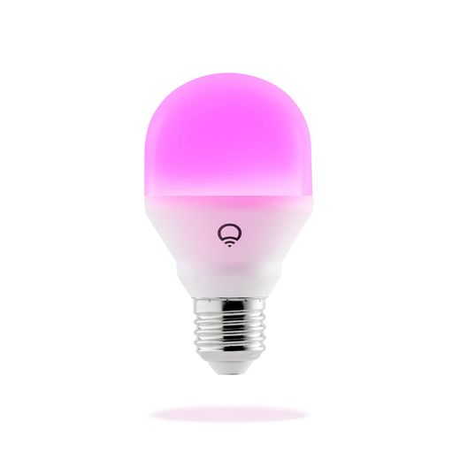 LIFX Mini Color E27 (A19/A60), 800 Lumens LED (9 W, 16 mill., 2500-9000 K), 1 pack