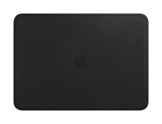 Apple Leather Sleeve for 13‑inch MacBook - Black