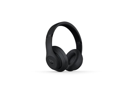 Beats Studio3 Wireless Over-Ear Mic Headphones Matt Black