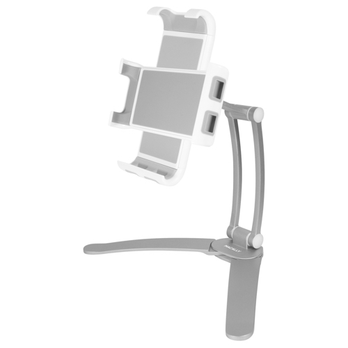 "Macally Wall mount and countertop stand for iPad/tablet (4,7"" to 11"" size)"