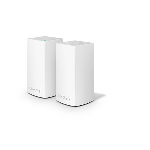 Linksys VELOP Whole Home Intelligent Mesh Wi-Fi System (Dual Band, 2 nodes)