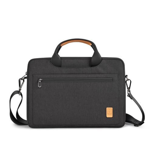 "WIWU Pioneer Handbag for 13"" laptop, Black"