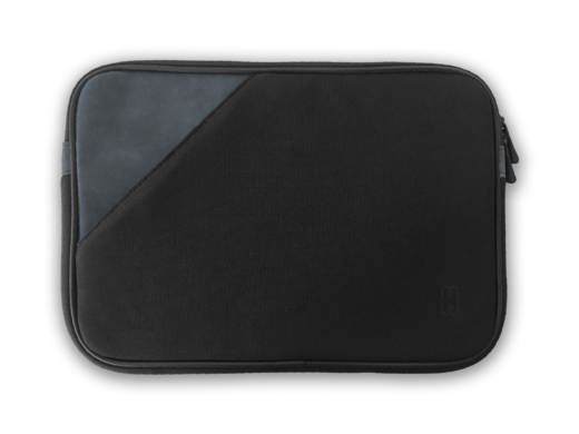 "MW POCKET sleeve MB Pro & Air 13"" Sleeve with pocket memory foam Black/Grey"