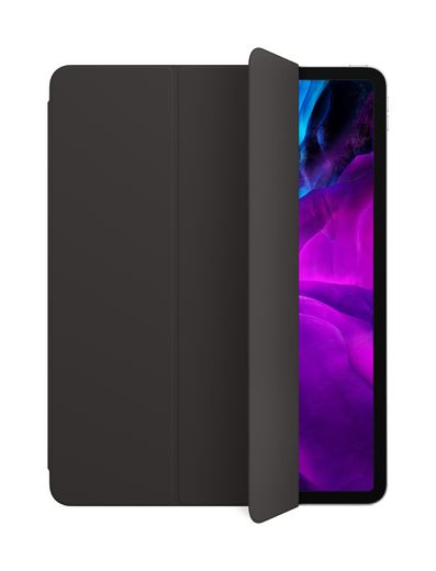 Apple Smart Folio for 12.9-inch iPad Pro (4th & 3rd Gen) - Black
