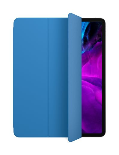 Apple Smart Folio for 12.9-inch iPad Pro (4th & 3rd Gen) - Surf Blue