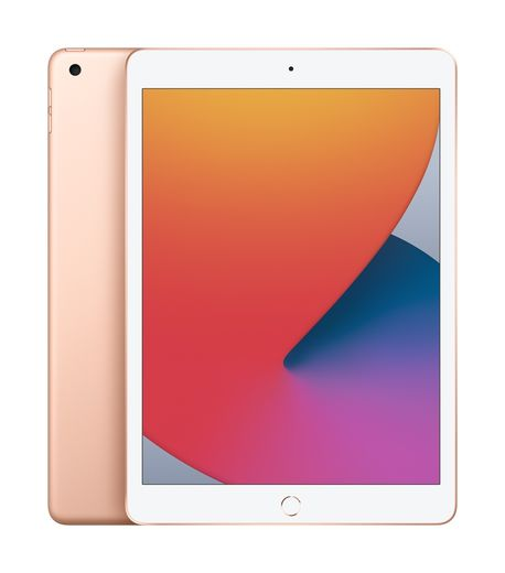 "Apple iPad 10.2"" (8th gen) Wi-Fi - Gold (kulta)"