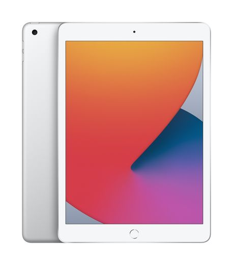 "Apple iPad 10.2"" (8th gen) Wi-Fi - Silver (hopea)"